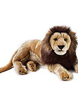Stuffed Toys Toys Lion Animals Animals Kids Adults' Pieces
