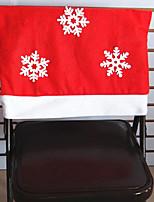 Cobertor de Sillas Santa Ocio NavidadForDecoraciones de vacaciones