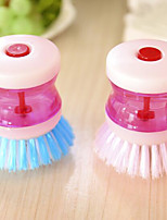 High Quality Kitchen Cleaning Brush & Cloth,Plastic