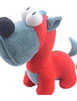 Key Chain Toys Dog Animal Unisex Pieces