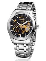 Муж. Нарядные часы Модные часы Механические часы С автоподзаводом сплав Группа