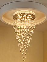 Zeitgenössisch Künstlerisch Natur inspirierter Stil LED Schick & Modern Traditionell-Klassisch Landhaus Stil Kronleuchter Für Wohnzimmer