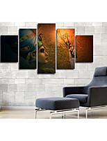 Stampe a tela Contemporaneo,1 Tela Stampa Decorazioni da parete For Decorazioni per la casa