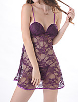 Women's Ultra Sexy Nightwear,Sexy Solid-Thin