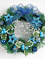 Party/ Evening Christmas PVC Wedding Decorations Elegant Style