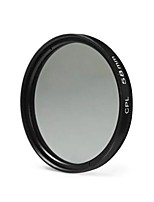 58mm CPL Filter Lens for Nikon Canon Sony DSLR Camera - BLACK