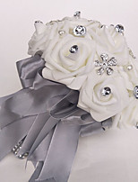 Wedding Flowers Bouquets Wedding Polyester Foam 8.66