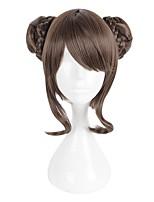 Cosplay Wigs Cosplay Cosplay Anime Cosplay Wigs 40 CM Heat Resistant Fiber Unisex
