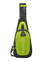 1 L Chest Bag Waist Bag/Waistpack Hunting Fishing Hiking Running Wearable Cloth Nylon