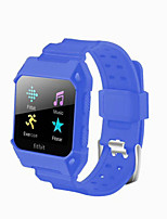 cheap -For Fitbit Ionic Band Silicone Strap for Fitbit Blaze Frame Case Cover Holder Shell Strap