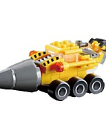 Building Blocks Drill Toys Excavating Machinery Kids 1 Pieces