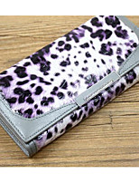 Women Bags Cowhide Wallet Zipper for Event/Party Formal All Seasons Orange Navy Blue Yellow