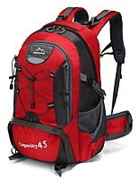 35 L Backpacks Camping / Hiking Hunting Fishing Hiking Wearable Cloth Nylon