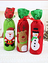 Storage Bag Sleeve Santa Leisure Other ChristmasForHoliday Decorations