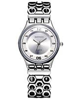 Жен. Нарядные часы Модные часы Наручные часы Кварцевый сплав Группа