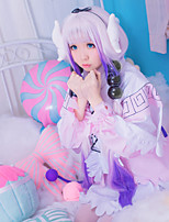 Inspired by Cosplay Cosplay Anime Cosplay Costumes Cosplay Suits Others Blouse Skirt Shawl Socks For Female