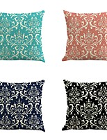 Set Of 4 Geometry Bohemia Style Pillow Case Classic Sofa Cushion Cover Pillow Cover