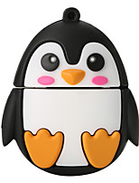 Cartoon Penguin High Speed 128GB USB 2.0 Flash Drive U Disk Memory Disk