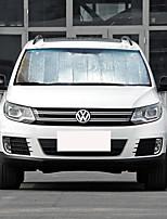 Automobile Pare-soleil & Visière de Voiture Visières de voiture Pour Volkswagen 2015 2016 2017 2010 2011 2012 2013 2014 Tiguan Aluminium