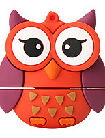 Cartoon Owl High Speed 64GB USB 2.0 Flash Drive U Disk Memory Disk