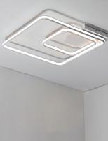 Contemporain Artistique Inspiré de la nature LED Chic & Moderne Montage du flux Pour Chambre à coucher Salle à manger Bureau/Bureau de