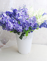 35cm 3 Pcs 5 branches/pc Artificial Flowers  Hyacinthus Orientalis