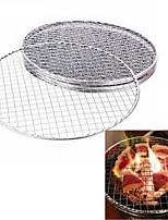1Pcs BBQ Barbecue Grill Stainless Steel Replacement Mesh Wire Net Outdoor Cook Picnic