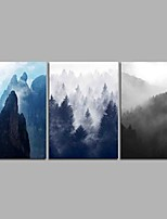 Mountain 3-Piece Modern Artwork Wall Art for Room Decoration 20x28inchx3