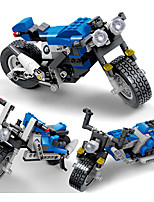 Building Blocks Motorcycle Toys Motorcycle Vehicles Fashion Kids Boys 240 Pieces