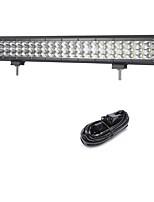 216w 21600lm 6000k 3-rangées led travail lumière cool blanc inondation offroad conduite lumière pour voiture / bateau / phare ip68 9-32v