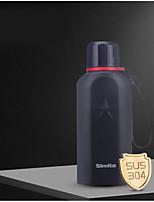 Casual/Daily Drinkware, 450 Japanese Stainless Steel Tea Water Water Bottle