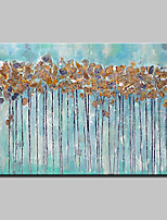 Hand-Painted Abstract Horizontal,Abstract Modern 1pc Canvas Oil Painting For Home Decoration