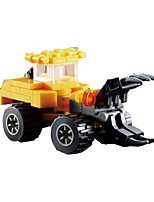 Building Blocks Skidder Toys Excavating Machinery Kids 1 Pieces
