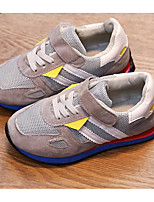 Boys' Shoes Breathable Mesh Spring Fall Comfort Sneakers For Casual Blue Gray Black