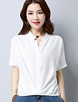 Women's Going out Casual Cute Blouse