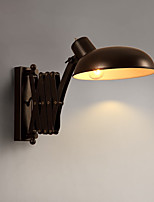 60 E26 E27 Antique Vintage Modern/Contemporary Retro Painting Feature for Eye Protection,Downlight Wall Sconces Wall Light