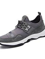 Men's Shoes Fabric Summer Fall Comfort Light Soles Sneakers Gore For Casual Outdoor Gray Black