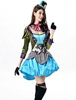 Princesse Déesse Une Pièce Robes Costumes de Cosplay Bal Masqué Féminin Halloween Carnaval Nouvel an Fête d'Octobre Fête / Célébration