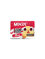 mixza speicherkarte micro sd-karte 16gb class10flash-karte speicher microsd für smartphone / tablet