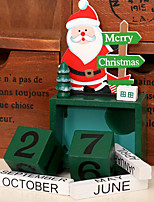 Decoração Santa Natal Feriado Natal InvernoForDecorações de férias