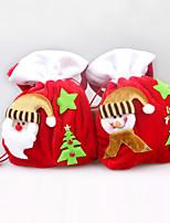 Animali Ispiratore Pupazzo di neve Santa Fiocco di neve Vacanze Natura morta Parole e citazioni Da serata NataleForDecorazioni di festa