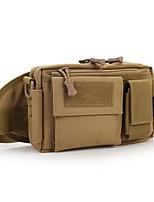4 L Waist Bag/Waistpack Hunting Fishing Hiking Wearable Cloth Oxford
