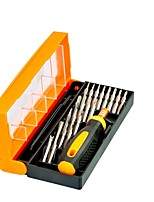 22 em 1 conjunto de ferramentas de reparação Torx chave de fendas conjunto para eletrônica de laptop para celular