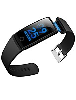YY V10 Men's Woman Colorful Smart Bracelet Movement Step Bluetooth Heart Rate Blood Pressure Sports Bracelet
