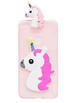 Case For Huawei P10 Lite P10 Pattern DIY Back Cover Unicorn 3D Cartoon Soft TPU for Huawei P10 Lite Huawei P10 Huawei P8 Lite (2017)