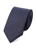 Homme A Pois Polyester Cravate Toutes les Saisons
