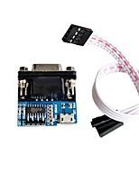 port série max3232 rs232 à ttl convertisseur module connecteur db9
