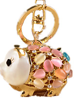 Key Chain Toys Novelty Pig Animal Unisex Pieces