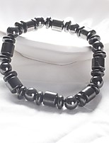 Men's Women's Strand Bracelet Fashion Stone Jewelry For Daily