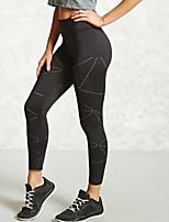 Women's Medium Stitching Solid Color Legging,Solid